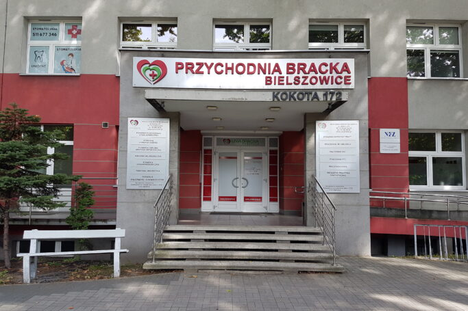 Przychodnia Bracka Bielszowice