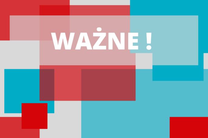 Zmiana miejsc udzielania świadczeń zdrowotnych w Mysłowicach