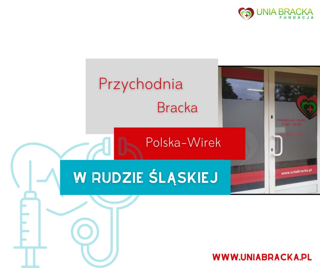 Przychodnia Bracka Polska-Wirek